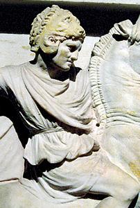 Alexander-Sarcophagus-Detai