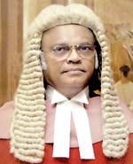 Justice  Balapatabendi