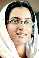 Farah: Involved in pathbreaking research