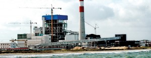 The Norochcholai power plant