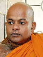 Rishiniketanaramaya Chief incumbent Ven. Kahawatte Semindha Thera