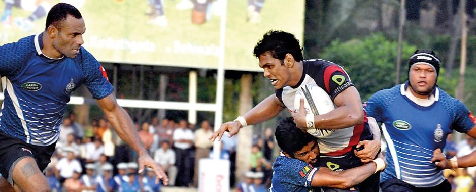 Navy breaks Kandy hearts