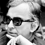 Opinionated: This 1974 photo shows Vidal during an interview in Los Angeles