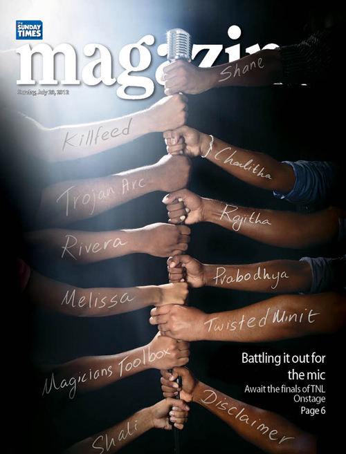 Cover Page Magazine