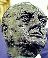 The battle for Churchill's bust