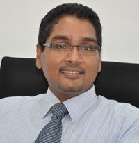 Boshan Dayaratne, Director/CEO, CICRA Education and