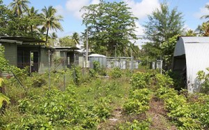 Detention centres on Manus Island