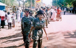 File Photo: Thousands of Tamil children were robbed of their childhood to serve the military objectives of the LTTE