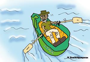 Illustrations by N. Senthilkumaran