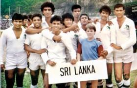 Hisham's hour of rugby glory was Lanka's hour too