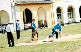 Centenary cricket match – Ceylon School for the Deaf and Blind