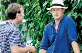 Prince Harry is charming, brave and loveable; but he's a little lost boy