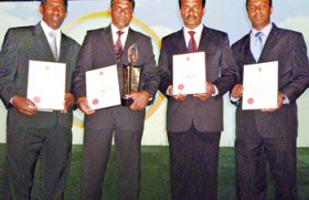 Aitken Spence Hotels receives 'Most Energy Efficient Hotel' award