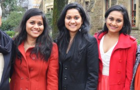 Sisters graduate to an exciting future
