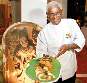 'Ape Kema' by Chef Pubilis with  Sri Lanka's favourite musicians
