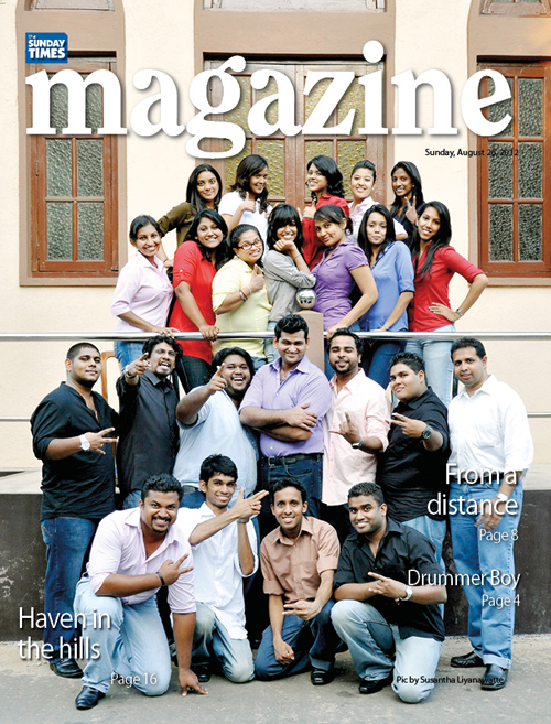 Front Cover Magazine