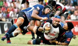 Kandy vs Navy rugby encounters during the recent years have been full of surprises.