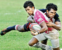 Havelocks beat Kandy by 50-19 last week, after 17 long years and are guaranteed with the League title.