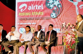 Airtel Rising Stars approaches end