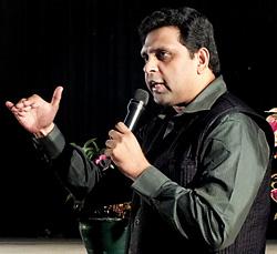 Dr. Gopakumar Thampi.