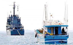 To date, for this year alone over 1,400 Sri Lankans have succeeded in making it illegally to Christmas Island by boat. (file pic)
