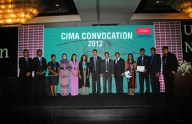 Achievers produce a record 10 prize winners – CIMA May 2012