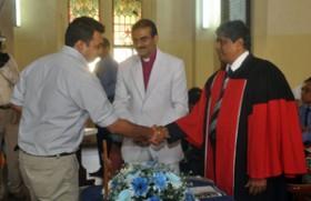 Ansar honoured at Wesley cricket celebration
