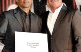 Tyronne qualifies for Mercedes Trophy Golf World Finals in Stuttgart