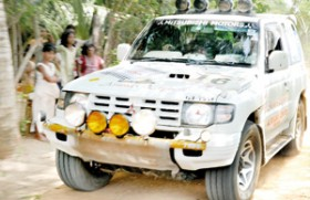 Southern Monsoon Rally speeds off on September 22