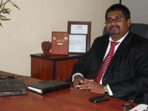 Dr.Viraj Pinto Jayawardena Chairman/ Managing Director Matrix Institute of IT (Pvt) Ltd.