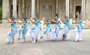 Senior Dancing Troupe