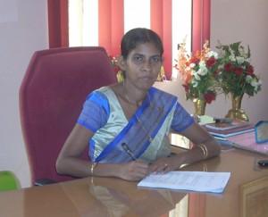 The Principal  Mrs. Gayani Herath