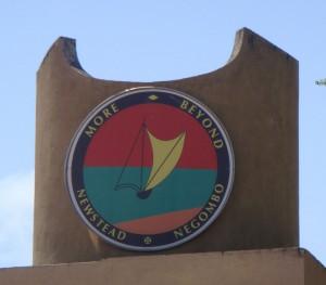 The School  Emblem