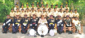 The Victorious Cadet Corps