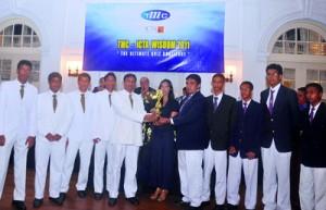 Royal && Dharmaraja - best Schools teams at last year's TMC Wisdom Quiz