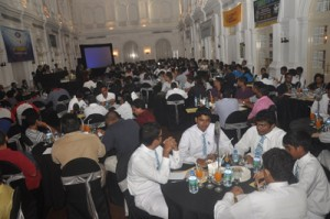 TMC Wisdom 2011 being conducted