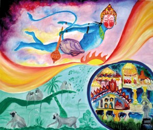 legend-of-hanuman