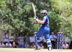 Munaweera breaks  into the international fold