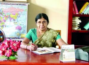 Vice Principal Mrs. Asoka Kumara
