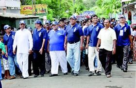 Dharmasoka Centenary  walk