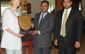 BCAS Campus Awarded Performance Excellence 2011 by Edexcel