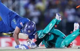 Lankans slide to 32 run defeat