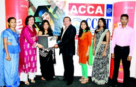 CCBT Awarded ACCA GOLD Status in just one year