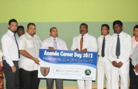 APIIT Sponsors Ananda College Career Guidance Fair 2012
