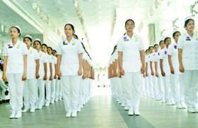 45 new nurses take up positions at Nawaloka Hospital