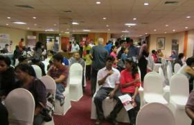International Scholar Educational Services hosts Malaysian Education Exhibition 2012