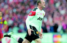 Rooney will be back soon, says Fergie