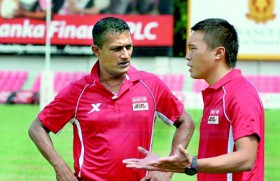 Rankothge to officiate at Mumbai and Women's World Cup Sevens