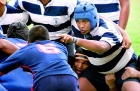 Schools rugby KOs poised to start