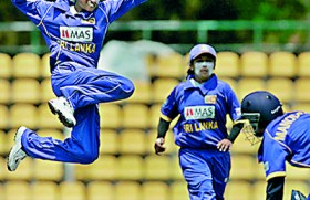 Pak ladies through in low scoring affair